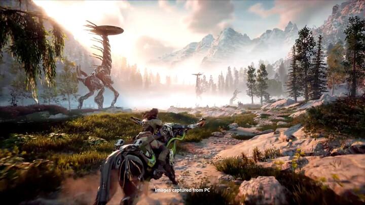 L'édition complète d'Horizon Zero Dawn disponible sur PC