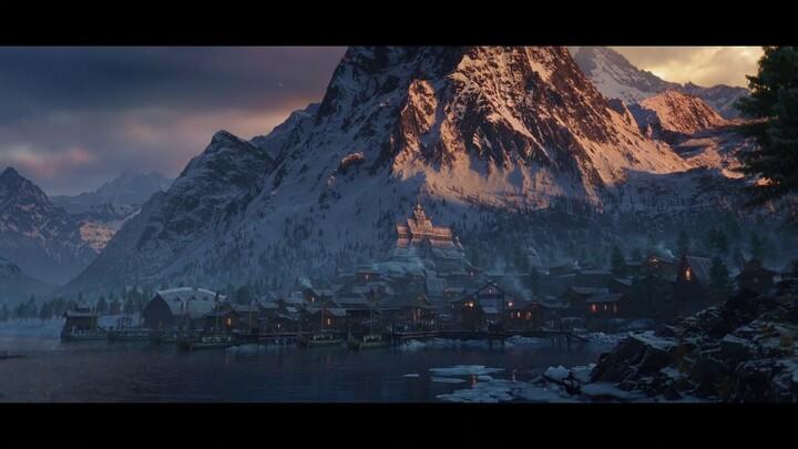 Ubisoft dévoile le thème musical principal d'Assassin's Creed Valhalla