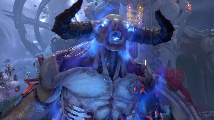 """Un premier aperçu de """"The Ancient Gods"""", la première extension de Doom Eternal"""