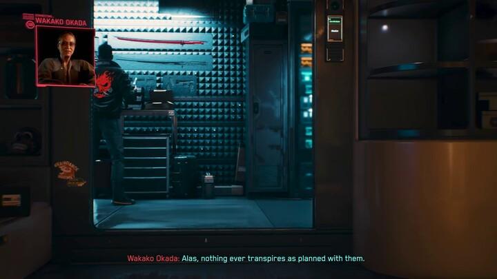 Aperçu de l'arsenal d'outils de destruction de Cyberpunk 2077