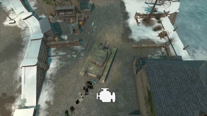 Présentation de la mise à jour majeure Arms Race de Foxhole