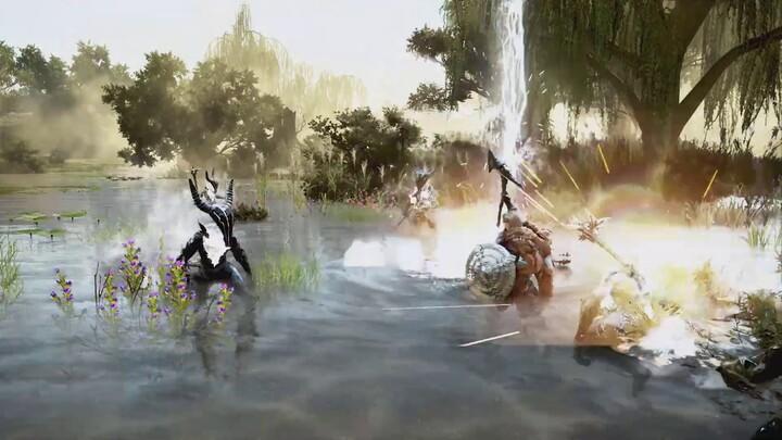 Igrid s'élance dans Shadow Arena