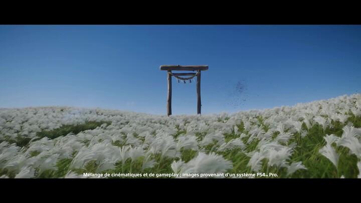 Ghost of Tsushima annonce Legends, son mode multijoueur coopératif en ligne