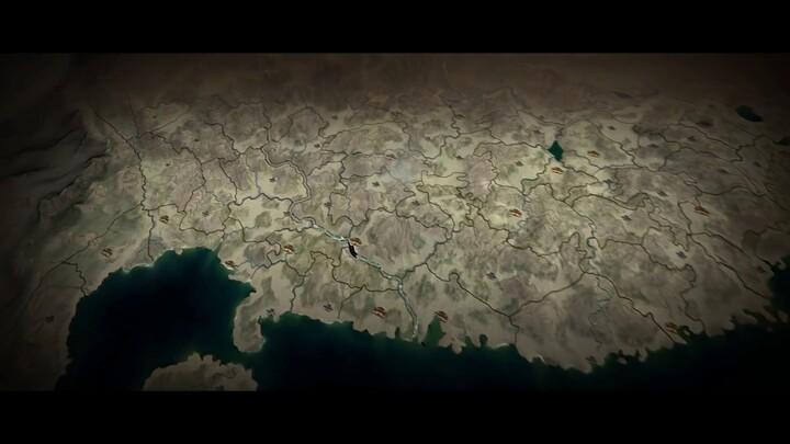 """Première bande-annonce de l'extension """"The Furious Wild"""" de Total War: Three Kingdoms"""
