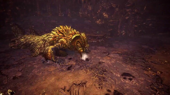 Aperçu de la mise à jour 13.5 de Monster Hunter World: Iceborn