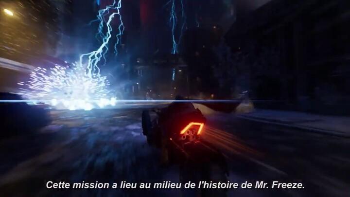 Premier aperçu du gameplay de Gotham Knights