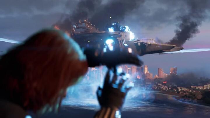 Bande-annonce de lancement de Marvel's Avengers
