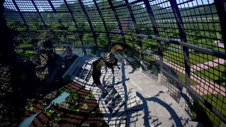 Gamescom 2020 - Jurassic World Evolution arrive sur Switch