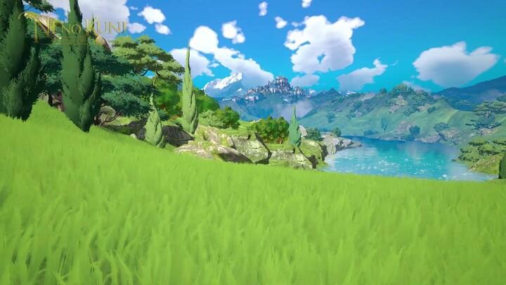 Bande-annonce du MMORPG mobile Ni no Kuni: Cross Worlds