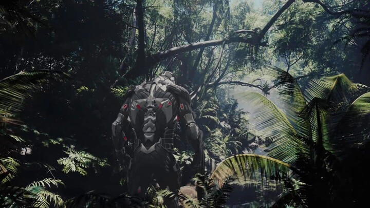 Crytek annonce Crysis Remastered