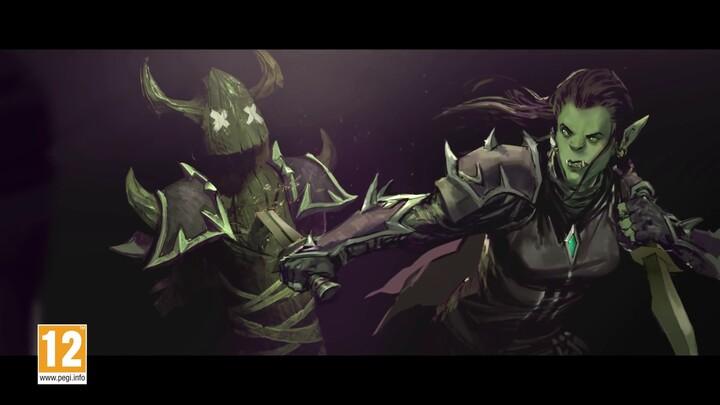 Mini-série « Les Eternités » de WOW: Shadowlands : deuxième épisode « Maldraxxu » (VF)