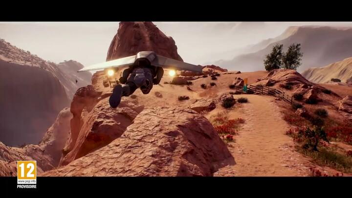 Aperçu du jeu de sports extrêmes Riders Republic