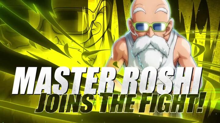Tortue Géniale arrive dans Dragon Ball FighterZ ce 16 septembre