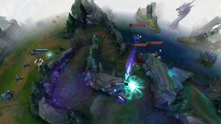 Le Skilloscope fait le tour des tactiques de combat du champion de League of Legends Yone