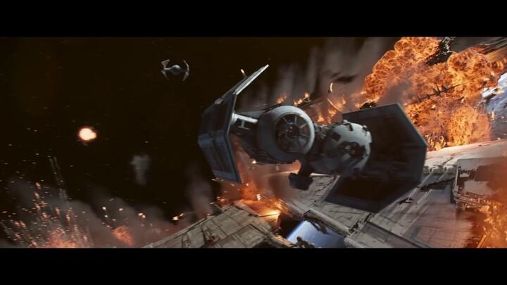 Court métrage cinématique « Traqué » de Star Wars: Squadrons (VOSTFR)