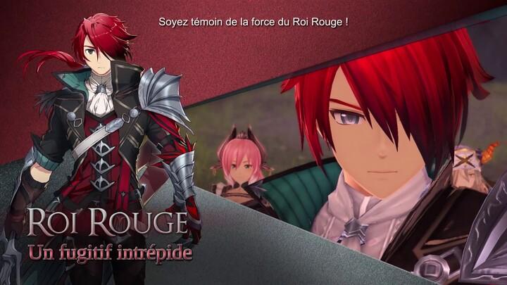 L'action-RPG Ys IX: Monstrum Nox présente ses personnages
