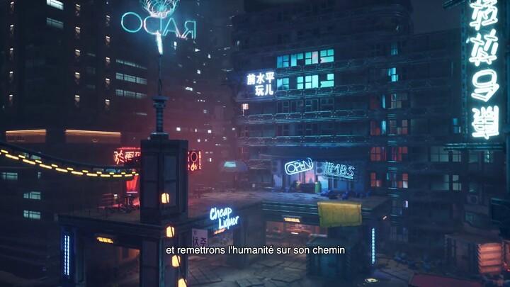 Le jeu de parkour cyberpunk Ghostrunner sortira ce 27 octobre