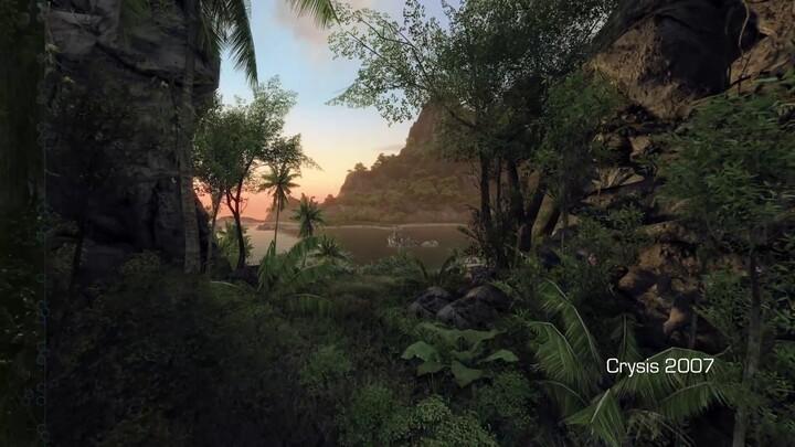Crysis Remastered présente ses améliorations visuelles en 8K