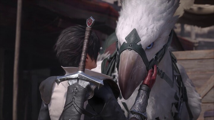 Square Enix annonce Final Fantasy XVI