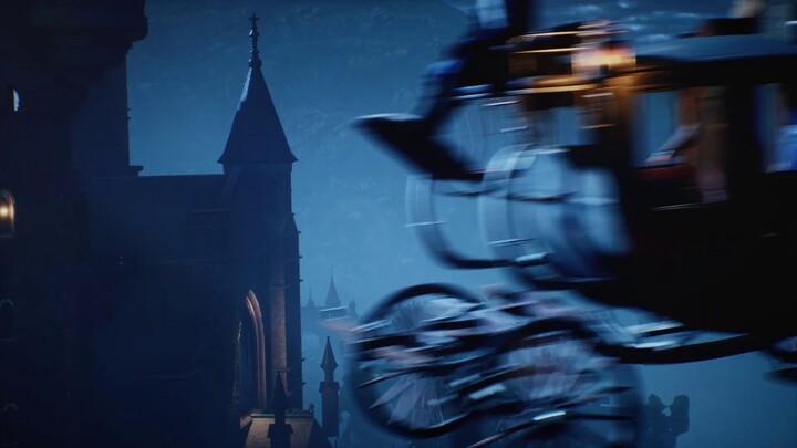 Première bande-annonce officielle de Hogwarts Legacy