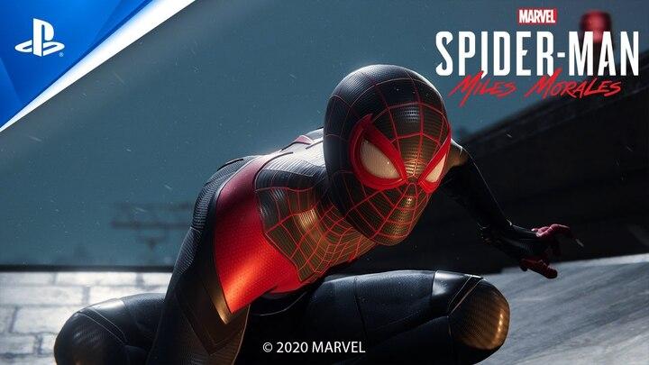 Spider-Man: Miles Morales présente son gameplay sur PlayStation 5
