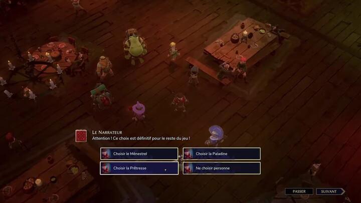 Le RPG tactique Le Donjon de Naheulbeuk: L'Amulette du Désordre disponible aujourd'hui à 16 heures