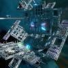 Timelapse : une journée en orbite de la planète Eos 222 de Starbase