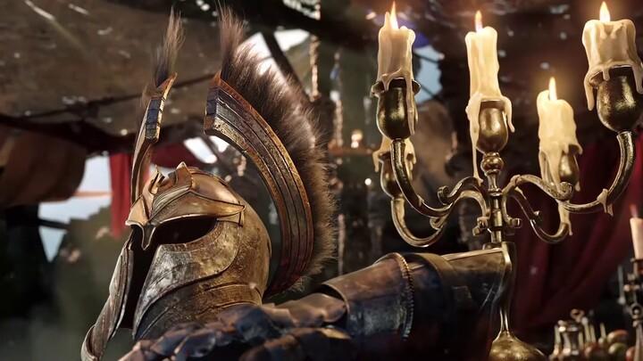 Cinématique d'ouverture du RPG d'action mobile Raziel: Dungeon Arena