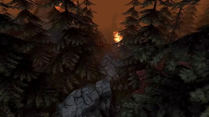 Gameplay : aperçu du Beastmaster de Raziel: Dungeon Arena