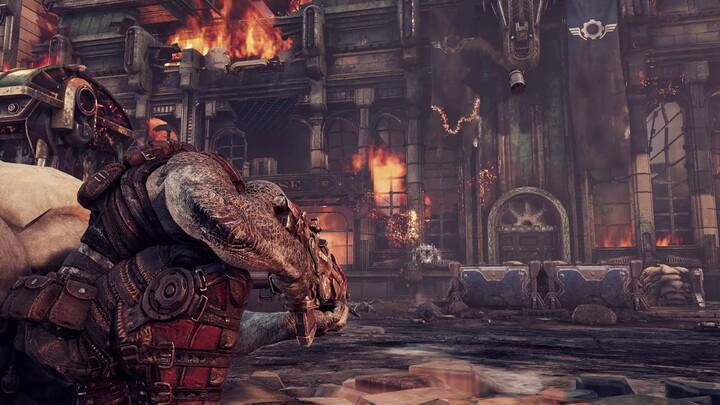 Le jeu tactique au tour par tour Gears Tactics s'annonce sur Xbox One et Xbox Series X/S