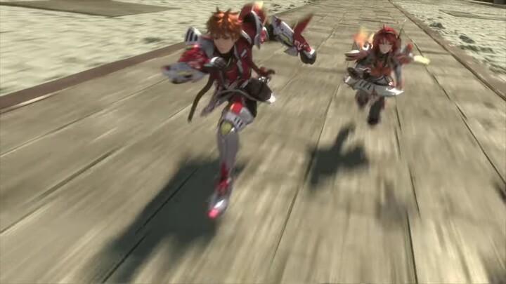 Bande-annonce de l'Episode 5 de Phantasy Star Online 2