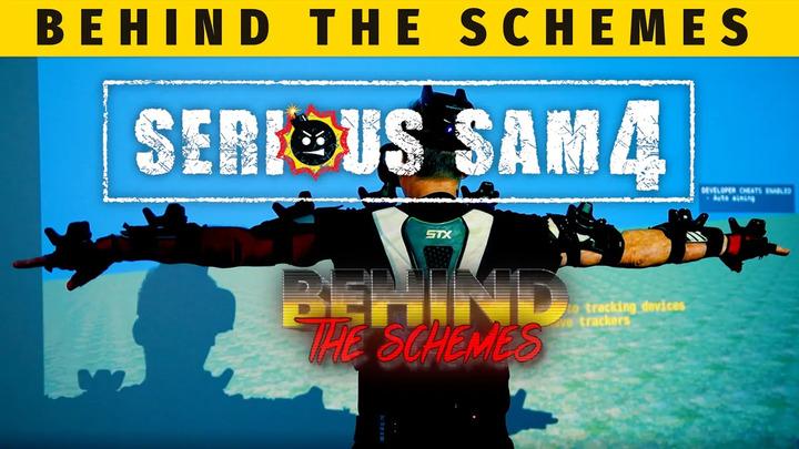 Aperçu des coulisses de Serious Sam 4 (VOSTFR)