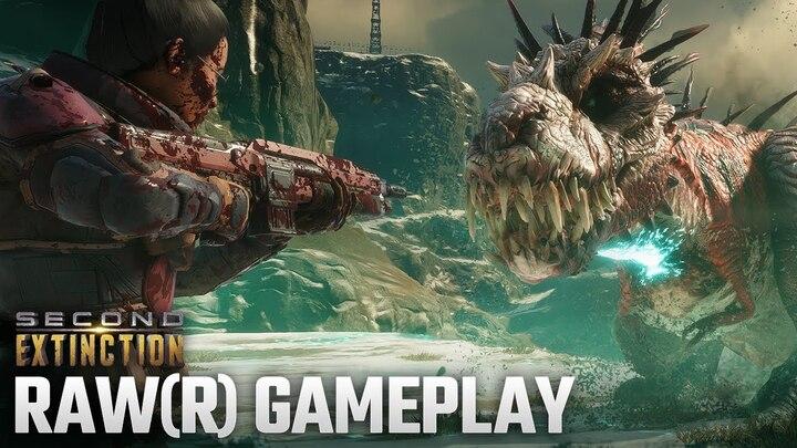 Second Extinction dévoile 16 minutes de gameplay