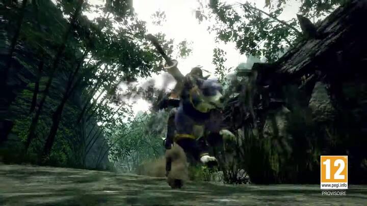 Bande-annonce TGS 2020 de l'action-RPG Monster Hunter Rise