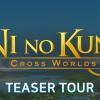 TGS 2020 - 40 minutes pour explorer l'univers du MMORPG mobile Ni No Kuni: Cross Worlds