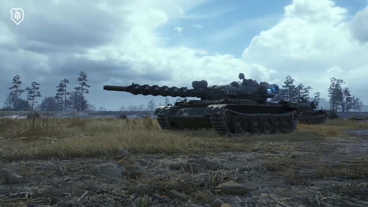 World of Tanks lance son animation asymétrique The Last Waffenträger