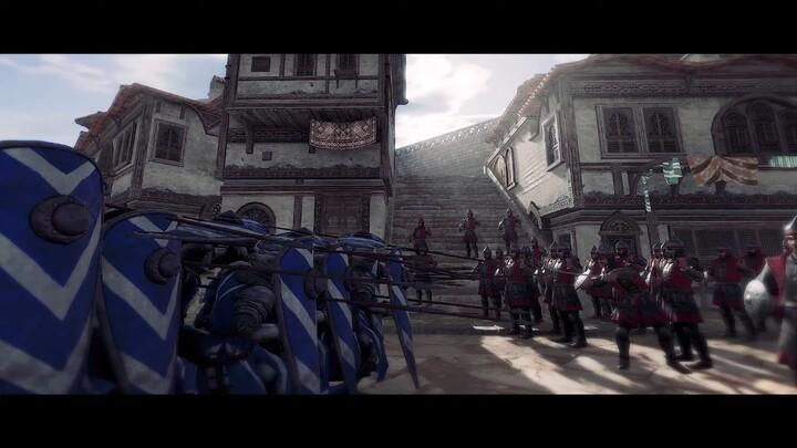 """La saison 5 """"Legacy of Fire"""" s'annonce dans Conqueror's Blade"""