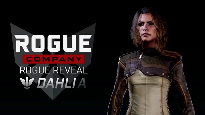 Aperçu de Dahlia, la meneuse d'équipe de Rogue Company