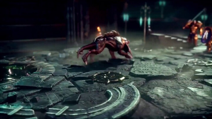Bande-annonce de lancement de Warhammer Underworlds Online