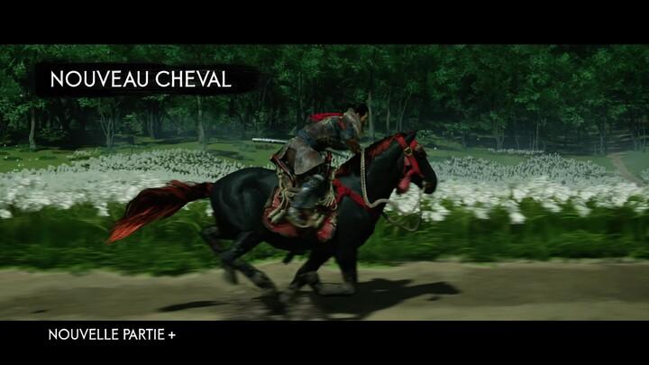 Ghost of Tsushima introduit des modes Legends et Nouvelle Partie + avec sa mise à jour 1.1