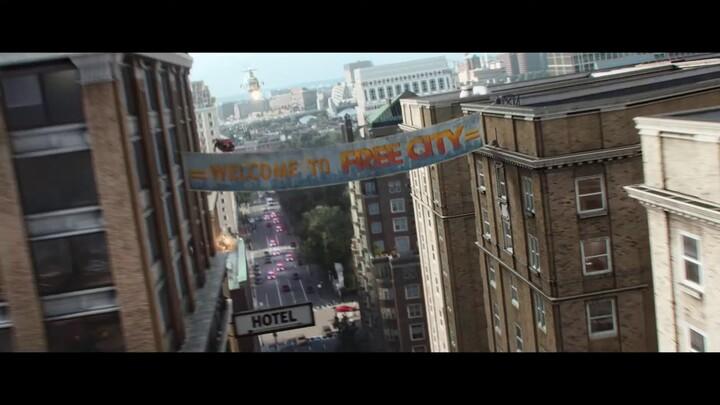 Le PNJ Ryan Reynolds se dévoile dans la nouvelle bande-annonce du film Free Guy (VOSTFR)