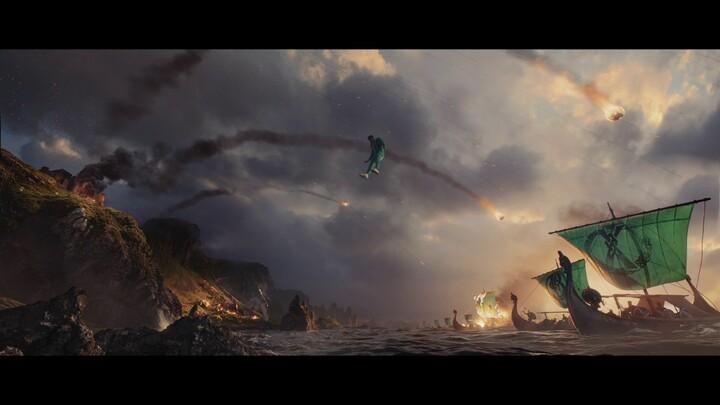 """Bande-annonce publicitaire pour les Xbox Series X/S """"Donnez vie à vos rêves"""""""