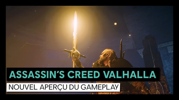 Assassin's Creed Valhalla donne un nouvel aperçu de son gameplay