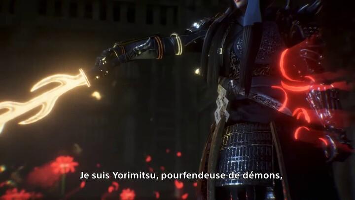 Ténèbres dans la capitale, le deuxième DLC de l'action-RPG Nioh 2, désormais disponible