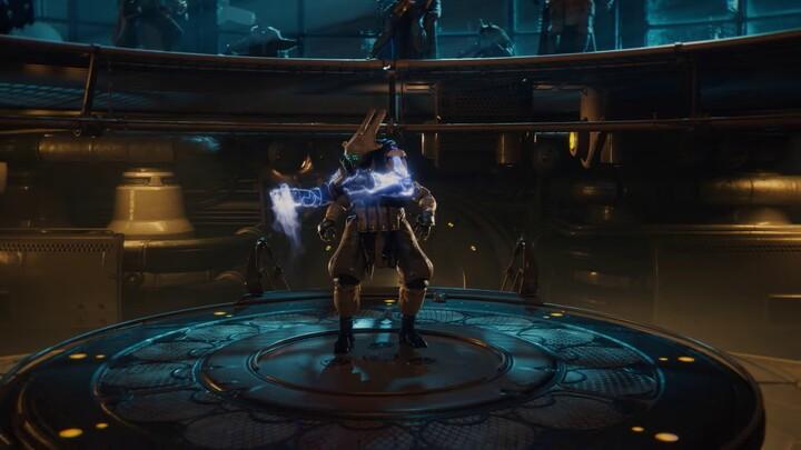 L'extension de Destiny 2 Au-delà de la lumière introduit son histoire
