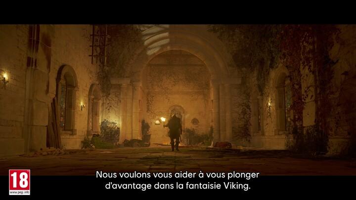 Assassin's Creed Valhalla présente ses extensions et contenus post-lancement