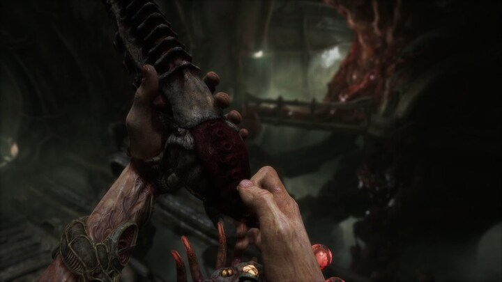 Le RPG horrifique Scorn dévoile 14 minutes de gameplay sur Xbox Series X