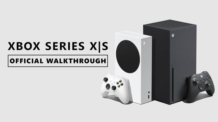 Microsoft présente les fonctionnalités et l'interface utilisateur de ses Xbox Series X/S