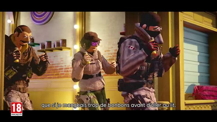 Le jeu de tir tactique Rainbow Six Siege annonce Sugar Fright, un évènement spécial Halloween