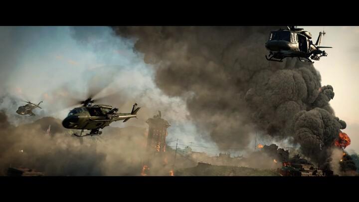 Bande-annonce de lancement de Call of Duty: Black Ops Cold War